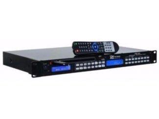 CD-/USB-speler / Tuner 1U PDC-60