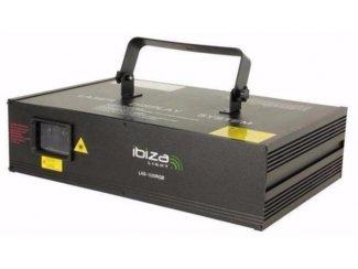 Professionele Multicolor laser 500mw ILDA 12 Kanalen Dmx