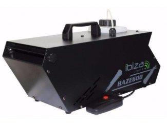 Nevelmachine 600wattmet dmx (115)