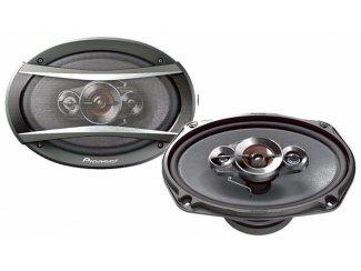 PIONEER 6 x 9 speakerset 4-weg 600Watt,