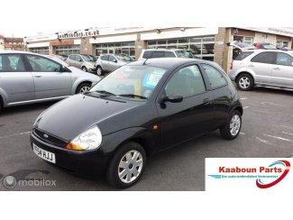 Buitenspiegel Ford Ka I 1.3 Style ('97-'08) links zwart