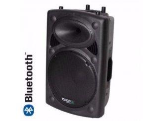 Actieve 15Inch speaker met Usb-Mp3 en Bluetooth (2448B)