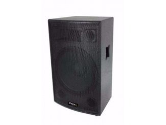 3 Weg Disco Zang speakers 15 Inch 1400 Watt Max (116B)