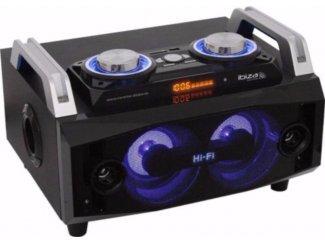 Sound Box met Fm Tuner Usb.Sd en Bleutooth 120