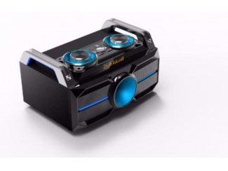 Ibiza sound splbox100 all-in-one bluetooth