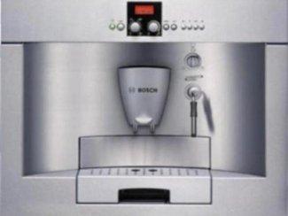 Koffiemachine Bosch inbouw totaal gereviseerd