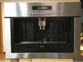 Koffiemachine Pelgrim inbouw totaal gereviseerd