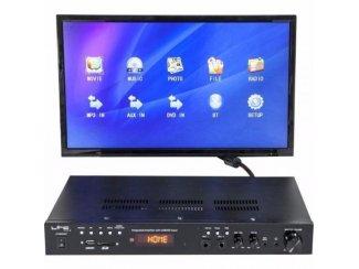 Karaoke versterker met HDMI, Bluetooth