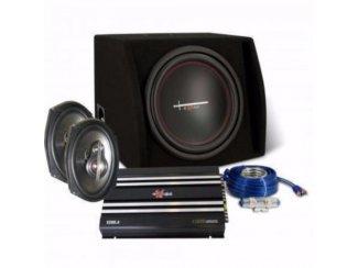 Audio set EXCALIBUR X2 Compleet,