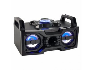 PARTY-SOUNDBOX 50Watt Bt,Usb, Soundbox (2515P-B)