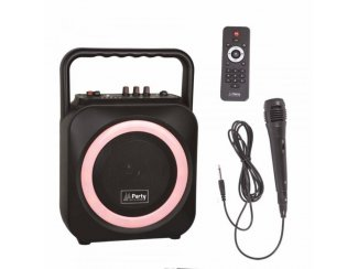 PARTY-BAGGY65 Draagbaar geluidsysteem 200Watt (5700P-B)
