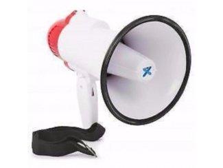 Megafoon 20Watt Record Sirene MEG020 (004-T)