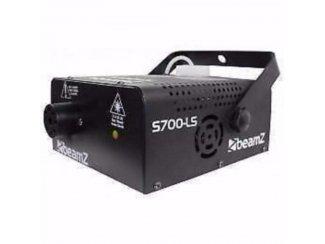Rookmachine + Laser Rood Groen S700-LS (423T)