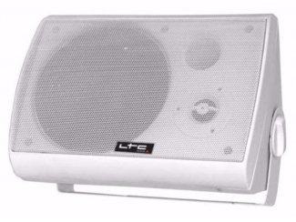 100 Volt of 8 Ohm 2 weg speakers 30 Watt Wit (2012-B)
