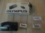 vintage dictafoon micro cassette recorder nog nieuw in doos Olymp