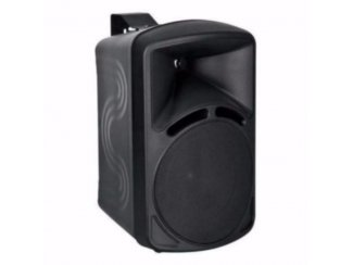 100 Volt 30 Watt Kunstof Speakers PMT-82 , Set Prijs