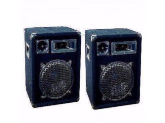 Disco speakers DJ-Pro 12Inch, 2 x 600Watt (246)