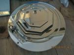 verschillende maten spiegel glas,vierkant rechthoekig rond