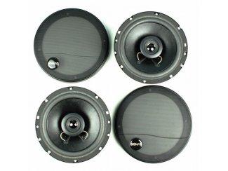 Signat 6,5 inch 16,5 cm 2 weg auto speakerset 2 x 70 watt