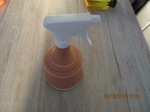 professioneel plantenspuit terracotta kleur van Emsa