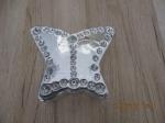 Decoratie vlinder items 2 stuks