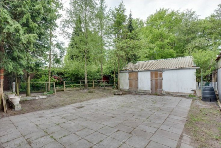 Woonboerderij in veendam huizen te koop for Woonboerderij te koop