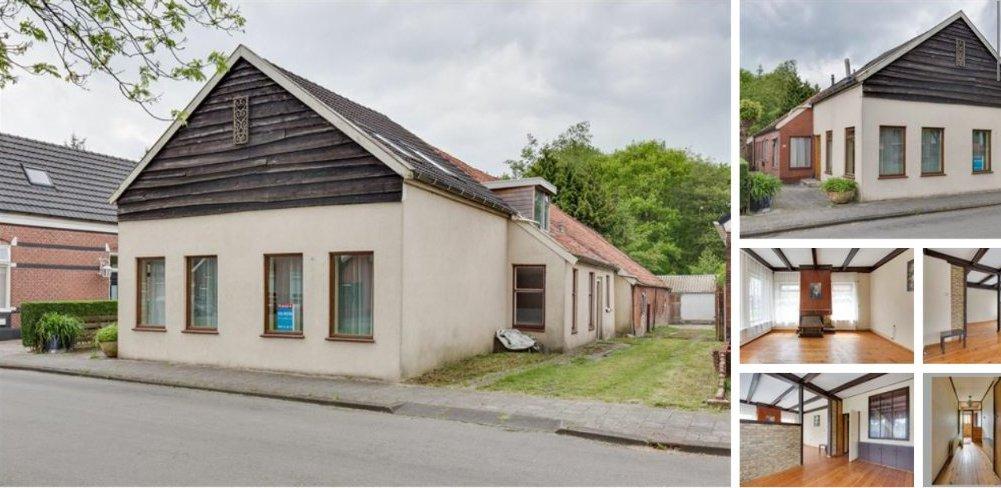 Woonboerderij in veendam huizen te koop for Woonboerderij te koop achterhoek